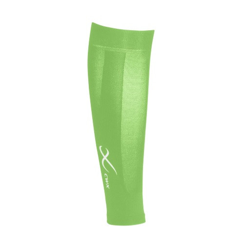 Compression Calf Sleeves Lime