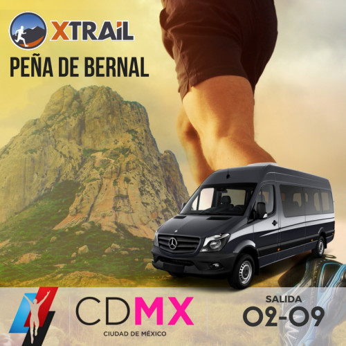 XTRAIL  Real de Catorce 18k